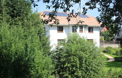 Photo for NEW country house in the heart of the Erzgebirge **** TOP apartment - WLAN included
