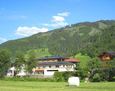 Photo for Modern, sunny apartment with terrace in the center of Kaprun