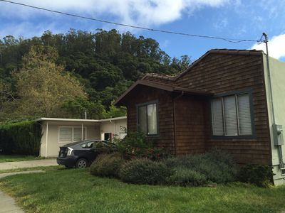 Photo for Cozy Cottage,  Quiet Cul De Sac, Albany Hill Park view/ 2 bedrooms 1&1/2 baths