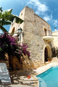 Photo for 4BR Chateau / Country House Vacation Rental in Gozo, Gozo