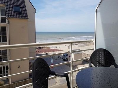 Photo for Apartment Fort-Mahon-Plage, 1 bedroom, 3 persons