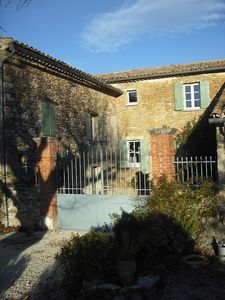 Photo for renovated farmhouse in Provence