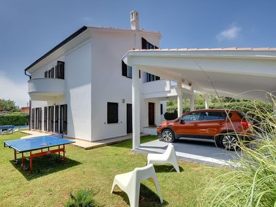 Photo for Vacation home Mutila in Medulin - 8 persons, 4 bedrooms