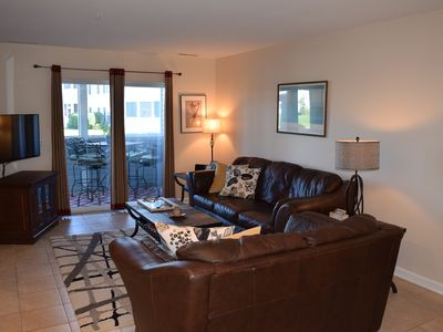 Photo for Bottom Floor 2BR Condo w/ Amenities & Easy Access to Rehoboth Beach