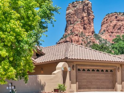 Photo for SEDONA HOME W/ RED ROCK VIEWS IN THE VILLAGE OF OAK CREEK SLEEPS 6