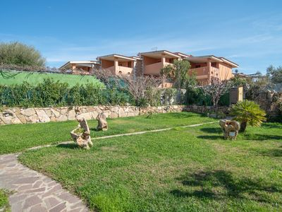 Photo for Centrally Located Holiday Apartment in Mediterranean Style with Garden, Terrace and Air Conditioning