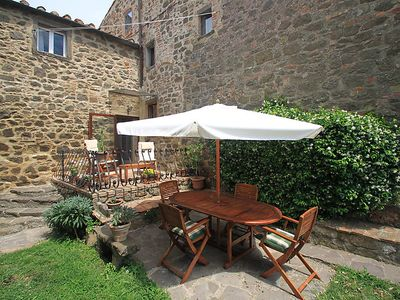 Photo for Apartment Taverna  in Montecatini Val di Cecina, Tuscany Coast - 4 persons, 2 bedrooms
