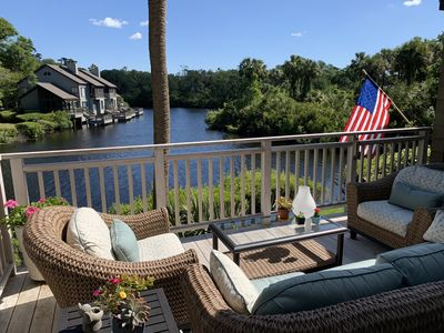 Photo for Perfect Location on Kiawah -Lovely 3BR/3BA Villa - with full Resort Amenities!