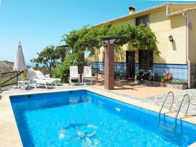 Photo for 2 bedroom Villa, sleeps 4 in El Cerval with Pool and Air Con