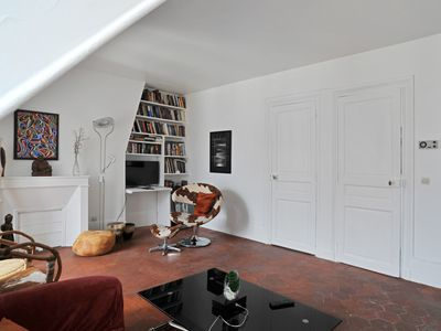 Photo for MEDIUM STAY ONLY - Charming apartment, heart of Paris - WELKEYS
