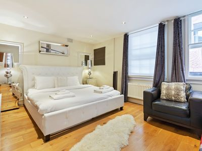 Photo for Westminster 2bed 2bath 5 mins to Buckingham Palace