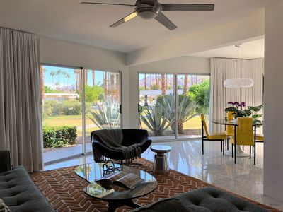 Photo for Mid-Century Luxury Condo near Downtown Palm Springs