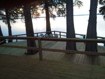 Woodward's Lakehouse on Reelfoot Lake - Newly remodeled