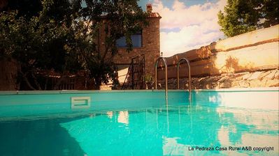 Photo for La Pedraza Rural House for 6 people
