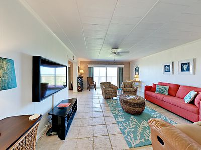 Photo for IR171 - Beachfront Penthouse with Awesome Panoramic Gulf Views