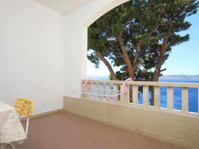 Photo for Studio flat near beach Brela (Makarska)