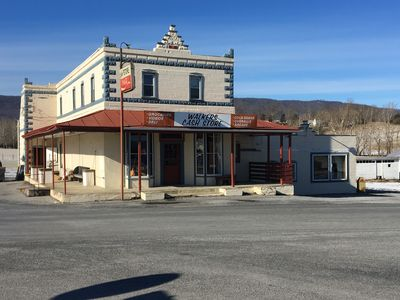 Photo for 1800s country store apartment in the heart of the Shenandoah valley