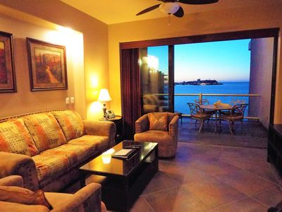 Photo for Magnificent Luxury OceanFRONT 1BD Condo in Preferred Cristal Building Location!