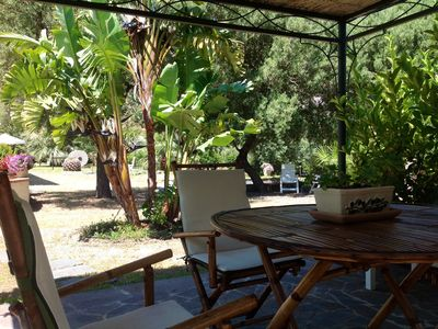 Photo for Old nineteenth century rural house, lately restored, beautifully landscaped, at only 900 mt. from the shore, before the Eolie islands