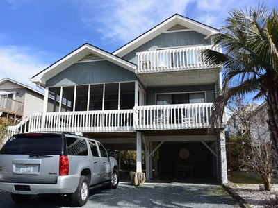 Photo for Beautiful Beach House on 40th Street with Views of Ocean