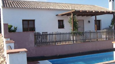 Photo for Holiday house Fuentes de Cesna for 6 - 7 persons with 3 bedrooms - Farmhouse