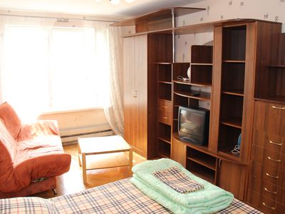 Photo for Apartment near metro station Belyaevo.