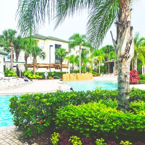 Photo for 3-105 Animal Kingdom Condo just steps from the resort swimming pool & clubhouse