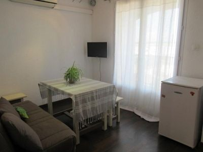 Photo for 1BR Apartment Vacation Rental in Le Grau-du-Roi