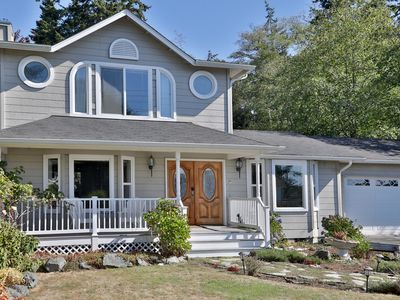 Photo for 1840 square foot, lovely, light-filled home on Whidbey Island (3 bed, 2 bath)