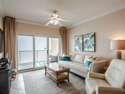 Photo for Seawind Condos - Gulf Shores , AL - Beach front, recently updated , location!