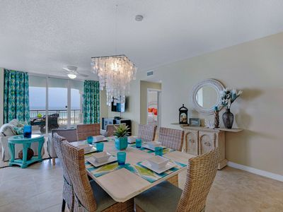 Photo for New Oceanfront condo! Beautifully decorated, 2 BR, 2 BA, sleeps 9