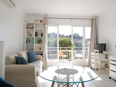 Photo for IMPECCABLE apartment in Vallpineda, minutes from Sitges