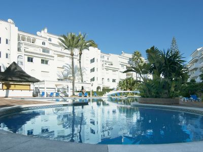 Photo for Apartment Playa Real in Marbella - 5 persons, 2 bedrooms