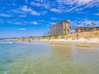 OCEANFRONT CORNER SUITE IN BEAUTIFUL PACIFIC BEACH