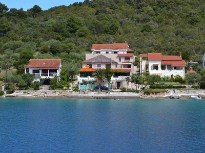 Photo for 2BR Apartment Vacation Rental in Molat
