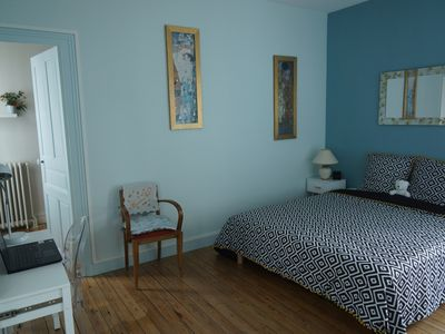 Photo for Renovated & private studio 30m² with terrace in old charming house