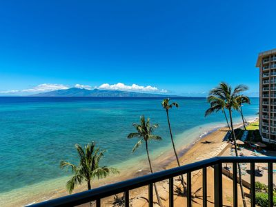 Photo for New Listing!  Ocean Front Valley Isle Resort 708B