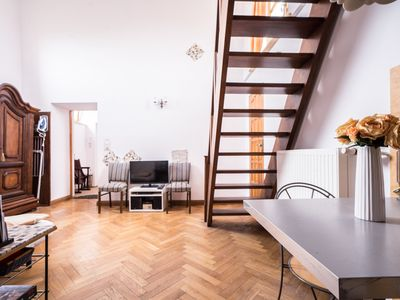 Photo for 1BR Loft in the heart of Warsaw Old Town Square