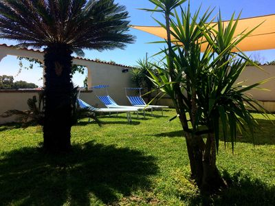 Photo for Villa nearby the beach with garden and parking - sleeps 6+2
