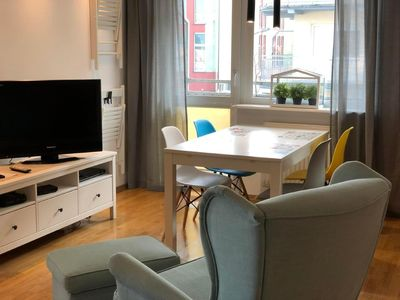 Photo for Holiday apartment Ustka for 8 persons with 3 bedrooms - Holiday apartment