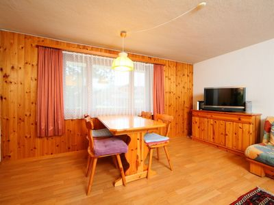 Photo for Apartment 873 m from the center of Grindelwald with Parking, Garden, Terrace (38483)