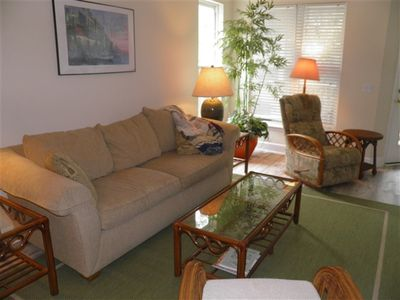 Photo for Lovely 2 Bedroom 2 Bath Condo on the Northend of St Simons Island.