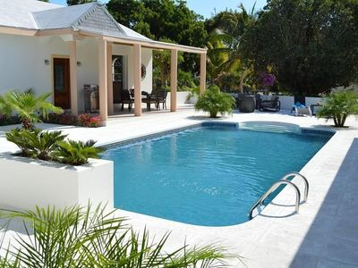 Photo for Welcome To The Seashell Breeze Villa, Turks And Caicos Islands!