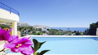 Photo for Holiday villa in Altea