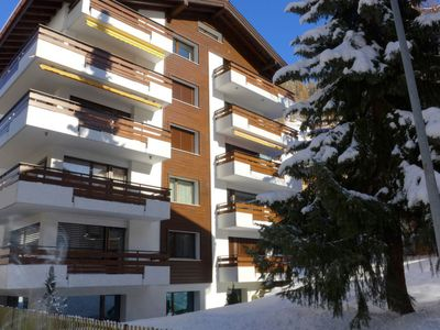 Photo for Apartment Mont-Blanc in Zermatt - 4 persons, 1 bedrooms