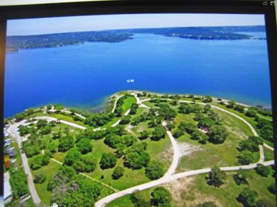 Photo for Lake Travis access and Hot Tub -  Family and pets welcome