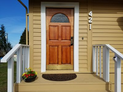 Welcome to our Olympic Peninsula Cottage in Beautiful Port Angeles Washington