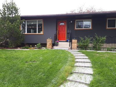 Photo for Renovated Bungalow-Near C-Train/U of C/Foothills Hospital/Children's Hospital