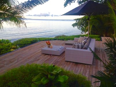 Photo for Taveuni Palms Resort offers you five star service in an exclusive private villa.