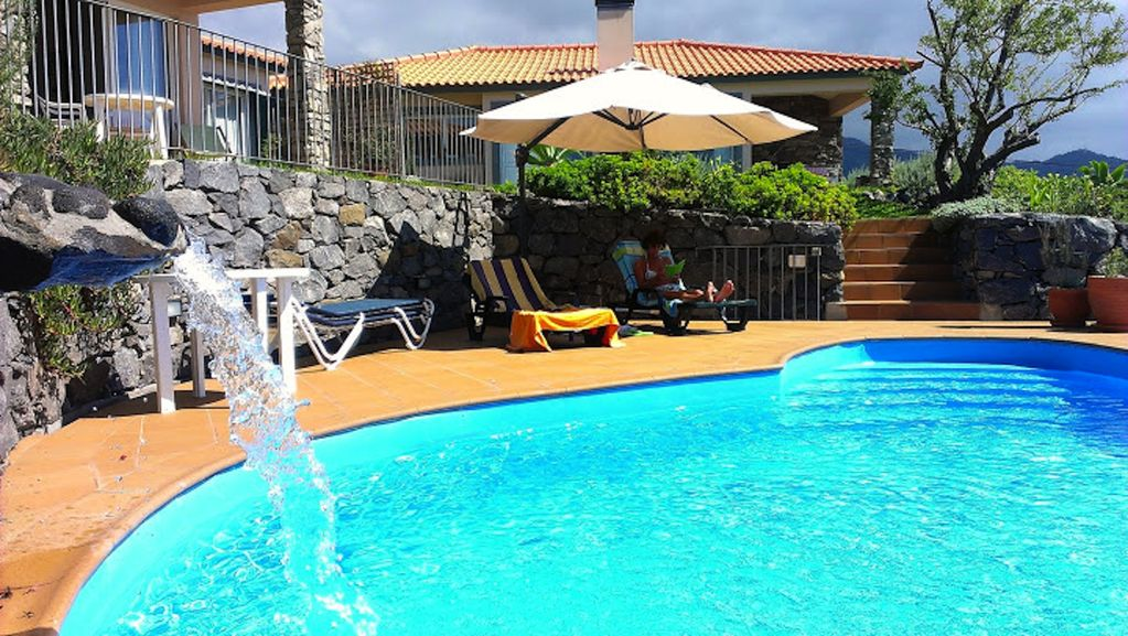 Banda Do Sol Luxury Cottages Spectacular View Swimming Pool Private Terrace Madeira Madeira